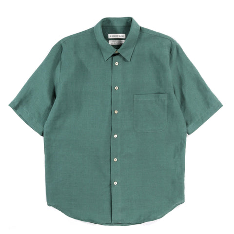 A KIND OF GUISE BANEPA SHIRT JADE