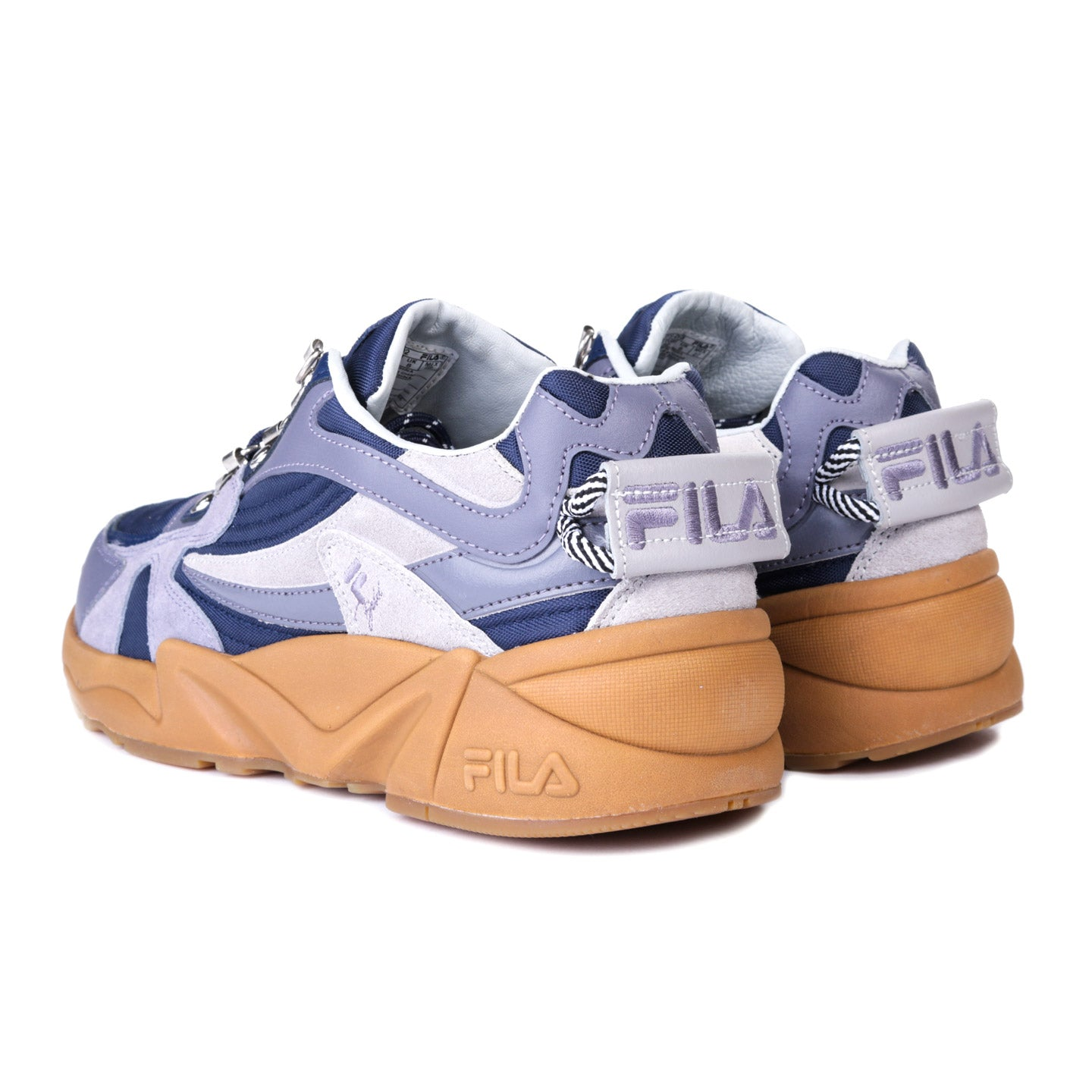 FILA FJELD BY ASTRID ANDERSEN TRAIL-O-BYTE NIGHTSHADOW BLUE / GUM