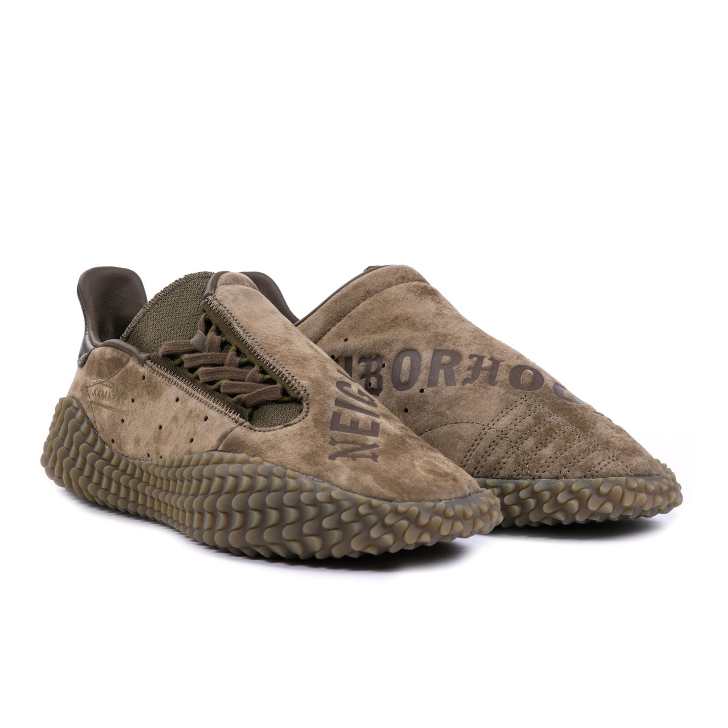 ADIDAS ORIGINALS BY WING + HORNS CAMPUS SHIFT GREY