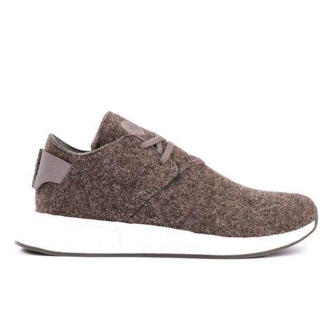 ADIDAS ORIGINALS BY WINGS + HORNS NMD C2 SIMPLE BROWN