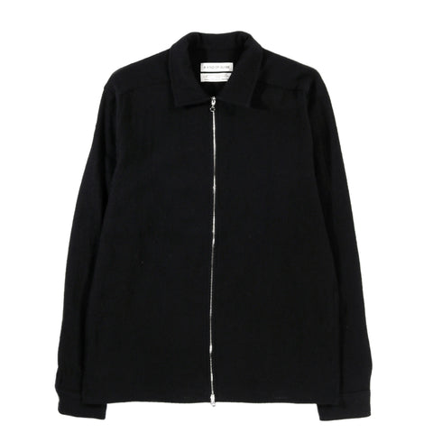 A KIND OF GUISE KOHAKU CARDIGAN DARK PETROL