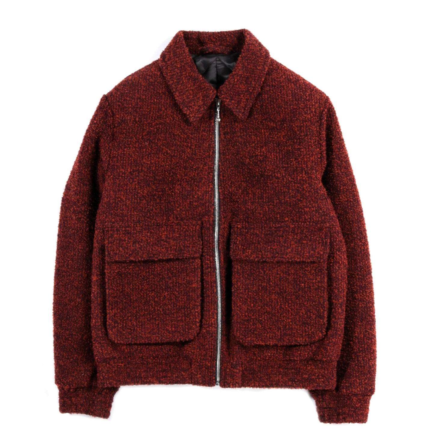 A KIND OF GUISE AVALON JACKET BURNED RED