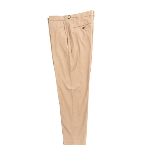A KIND OF GUISE PENCIL PANTS DRY SAND
