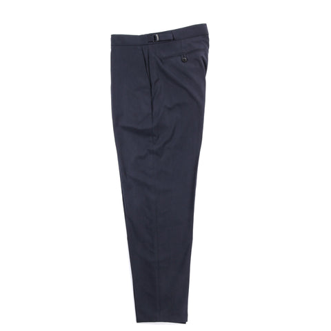 A KIND OF GUISE PENCIL PANTS DEEP NAVY