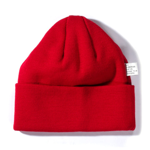 A KIND OF GUISE PERMANENTS BEANIE RED