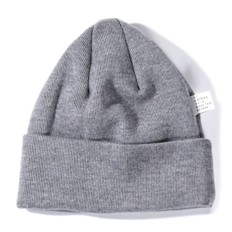 A KIND OF GUISE PERMANENTS BEANIE GREY