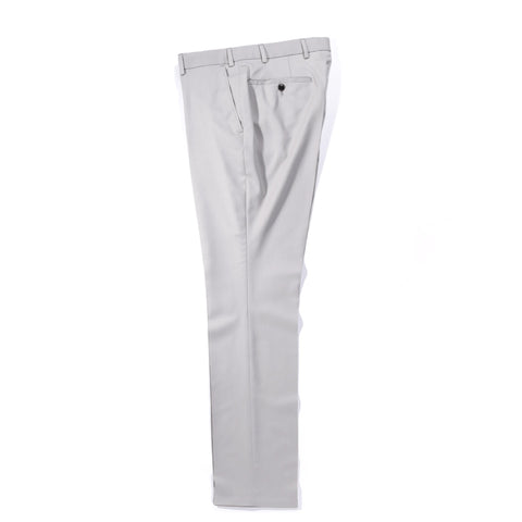 A KIND OF GUISE CLASSY TAILORED TROUSERS WARM GREY