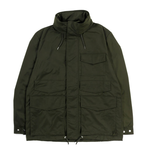A KIND OF GUISE BUSUA JACKET DARK GREEN