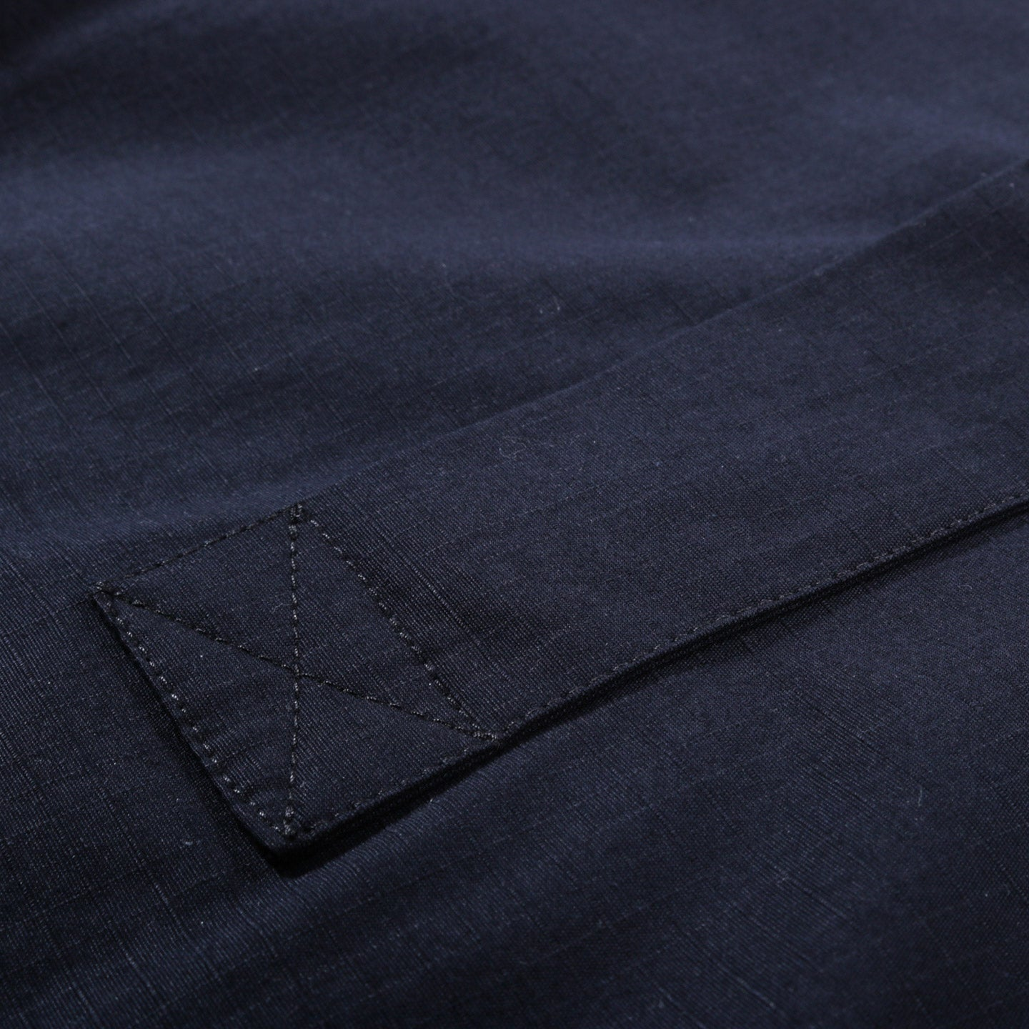 A KIND OF GUISE KOFI JACKET STRUCTURED NAVY