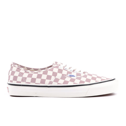 VANS AUTHENTIC 44 DX ANAHEIM MAUVE CHECKERBOARD