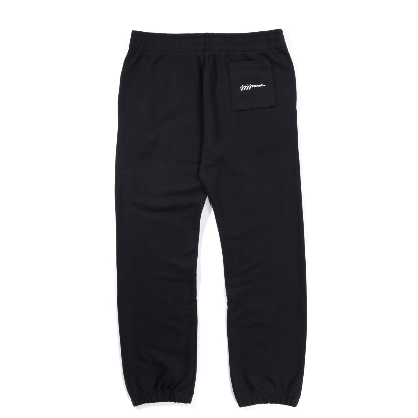 A.P.C. JJJJOUND JUSTIN SWEATPANT BLACK