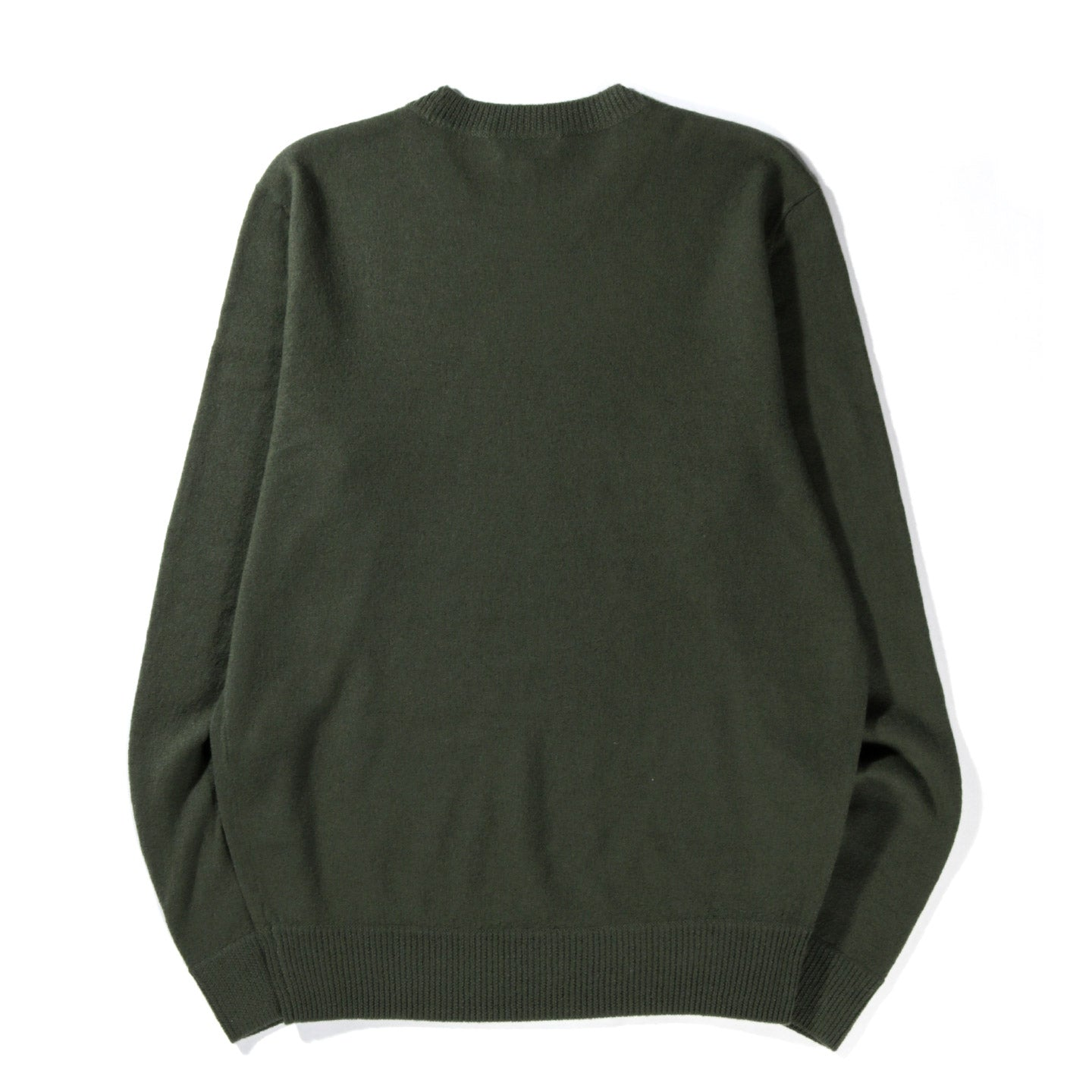 A.P.C. HAN SWEATER MILITARY KHAKI