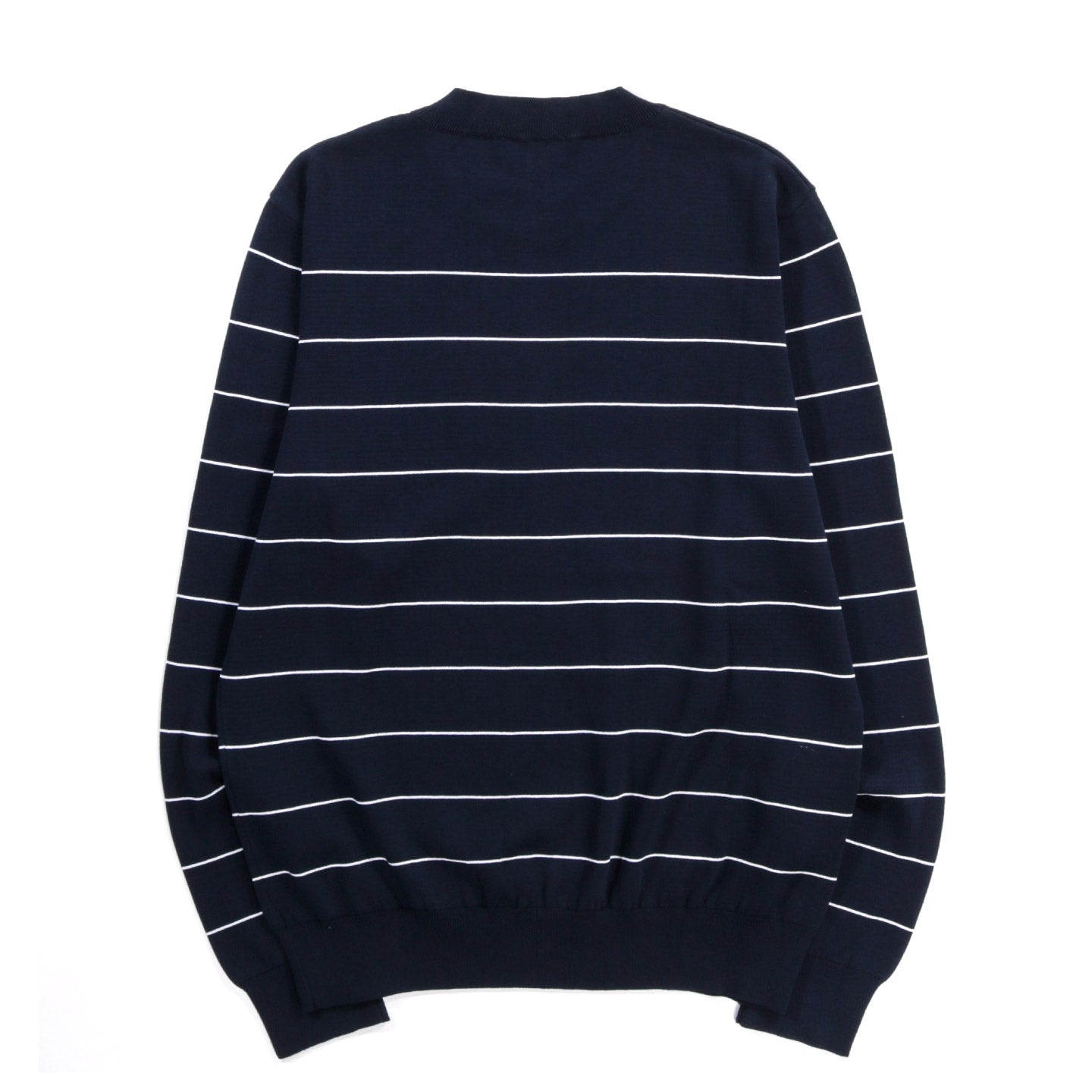 A.P.C. TERENCE SWEATER NAVY