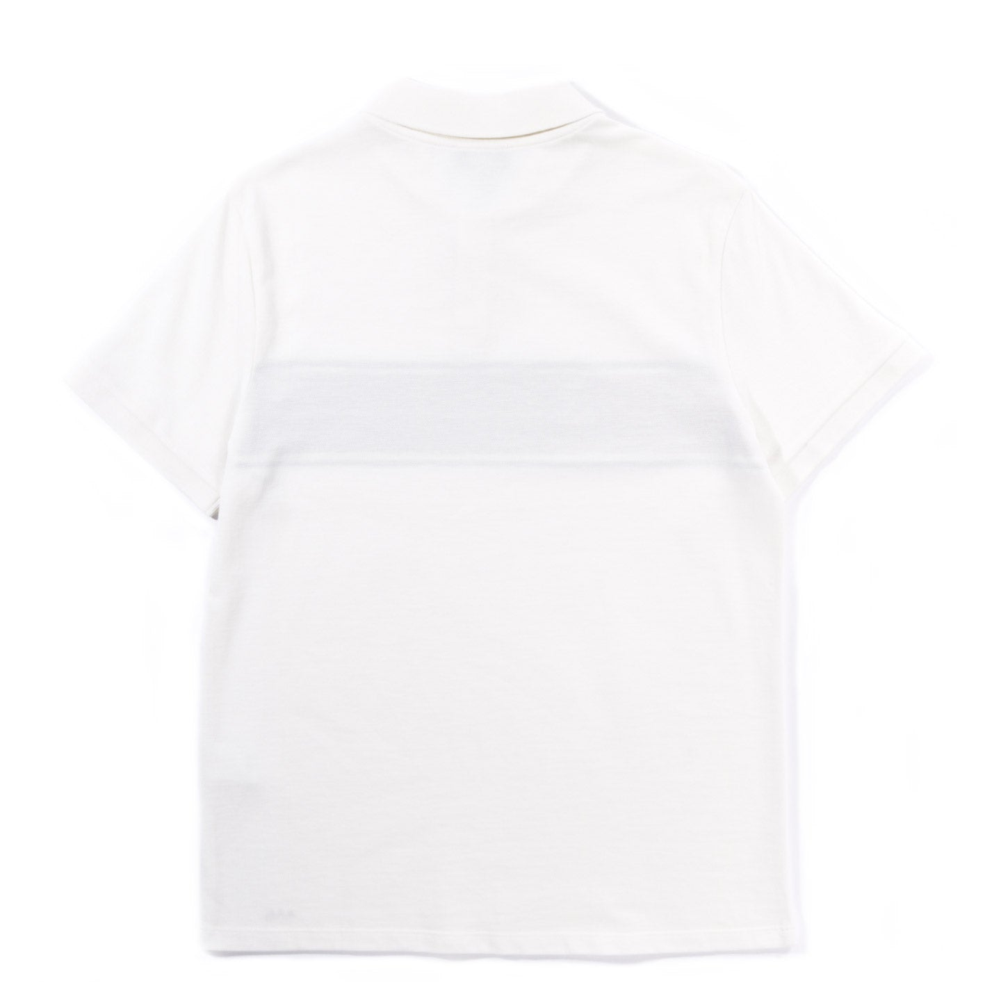 A.P.C. RUBEN POLO OFF-WHITE