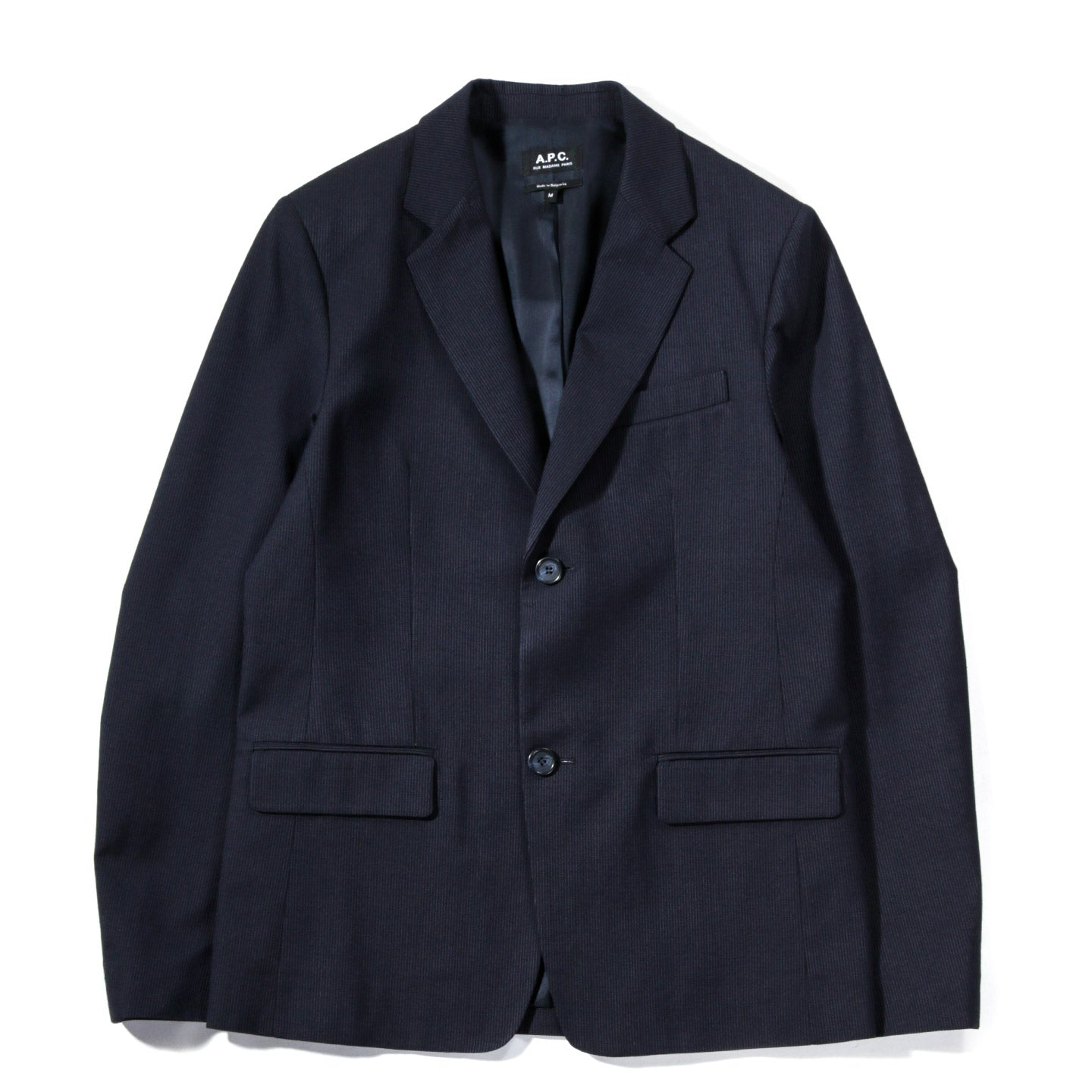 A.P.C. TRUMAN JACKET DARK NAVY