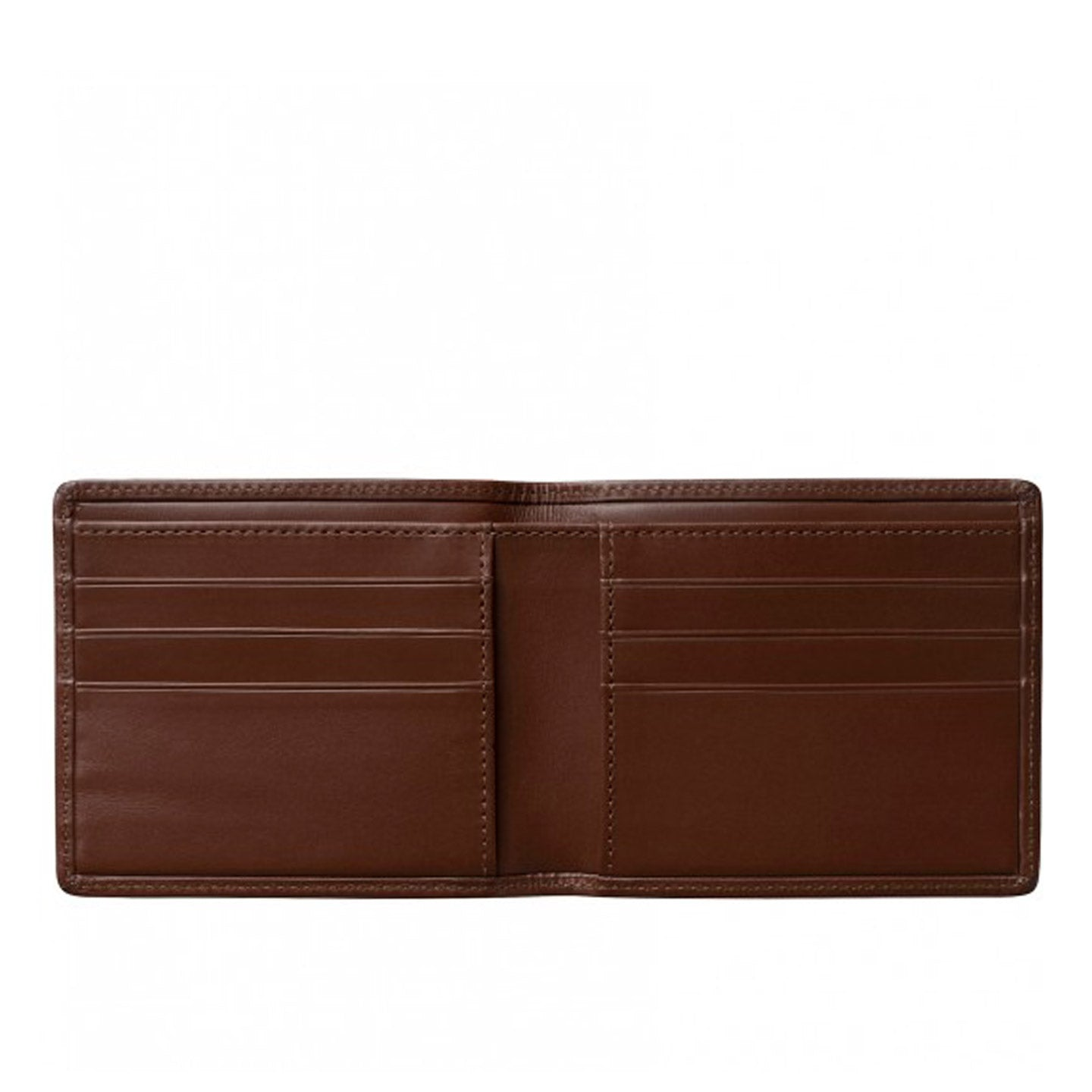 A.P.C. ALY WALLET BROWN