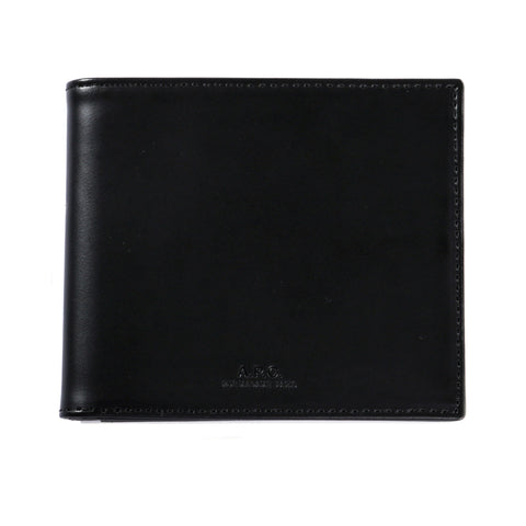 A.P.C. ALY WALLET BLACK