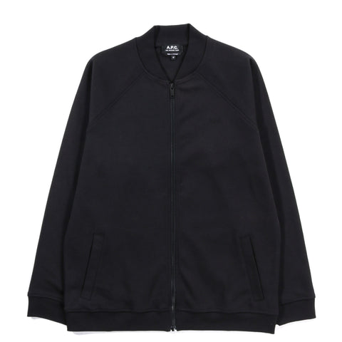 A.P.C. ARMAND JACKET BLACK