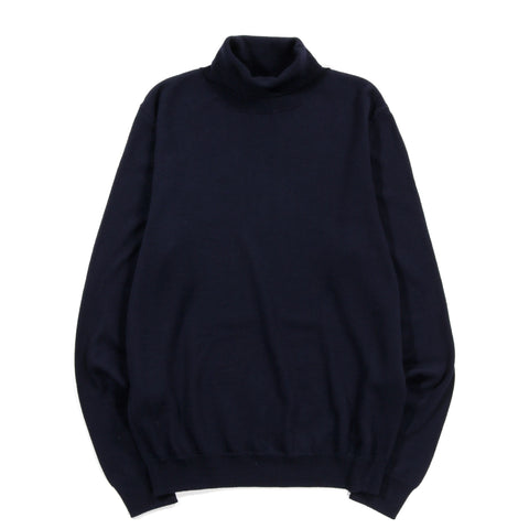 A.P.C. DUNDEE SWEATER NAVY