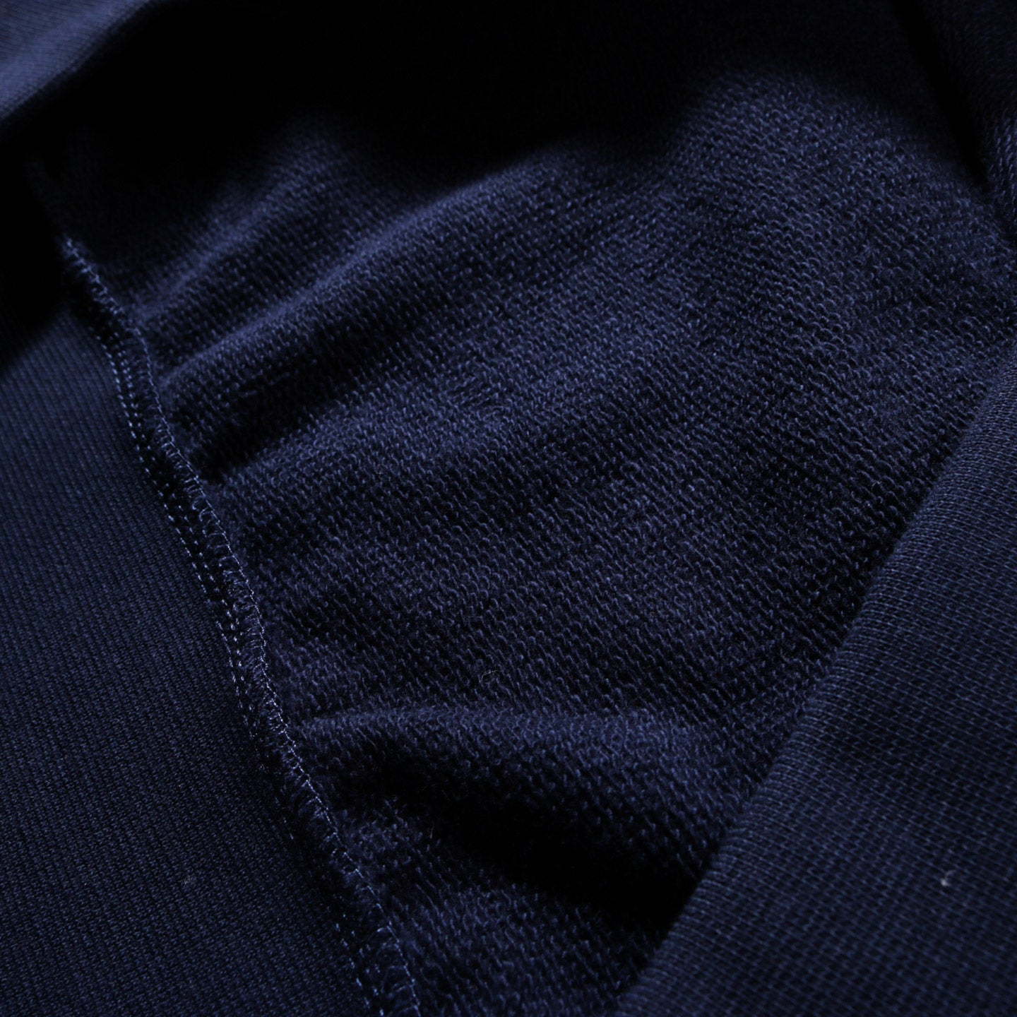 A.P.C. JJJJOUND JUSTIN SWEATSHIRT NAVY