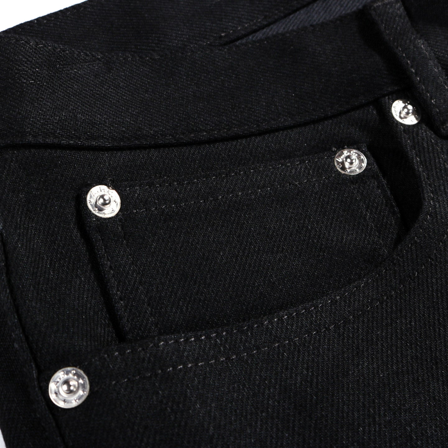 A.P.C. PETIT NEW STANDARD BLACK