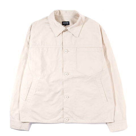 ARPENTEUR EDDIE JACKET OFF-WHITE