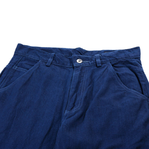 ARPENTEUR MATCH T-SHIRT NAVY / TERRACOTA