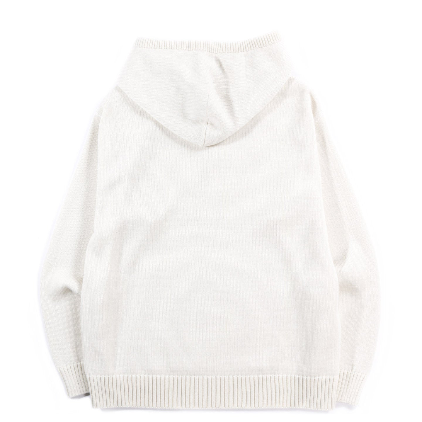 ARPENTEUR PRIMO HOODED SWEATER ECRU