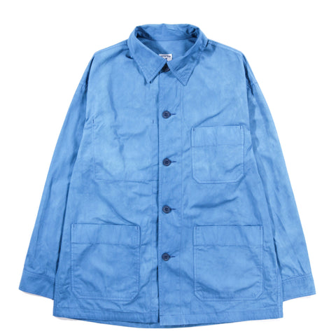 ARPENTEUR ADN JACKET NATURAL WOAD BLUE