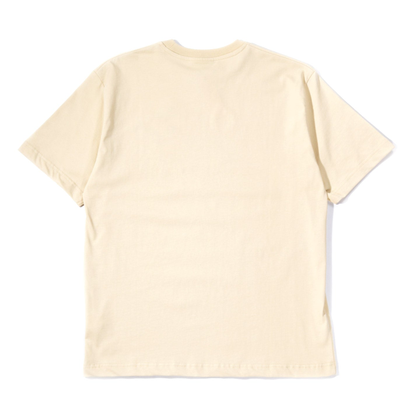 CARNE BOLLENTE MY BARE LADIES T-SHIRT LIGHT YELLOW