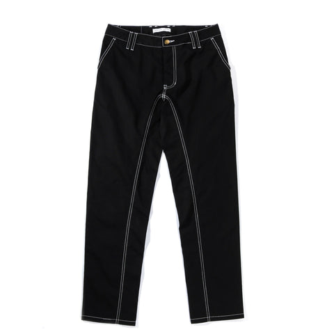 CARTER YOUNG TRI PANEL PANT BLACK