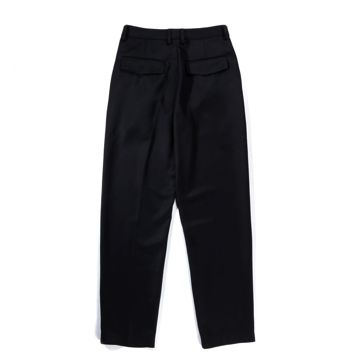 CARTER YOUNG TAILORED PANT NAVY WOOL BLEND
