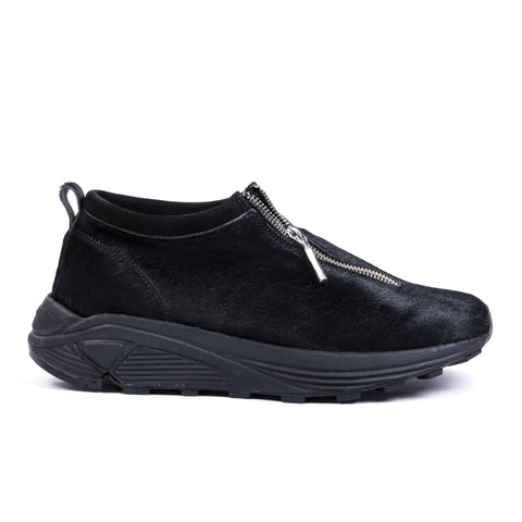 DIEMME FONTESI LOW HAIRCALF BLACK