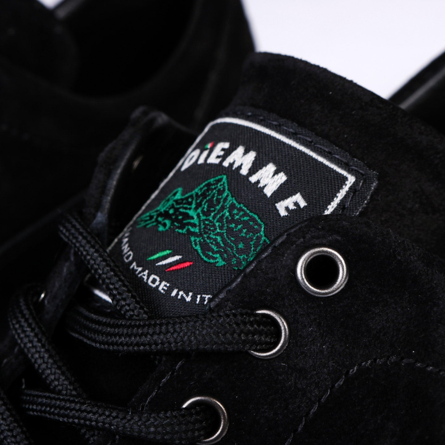 DIEMME POSSAGNO BLACK SUEDE