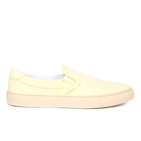 DIEMME GARDA LIGHT YELLOW SUEDE