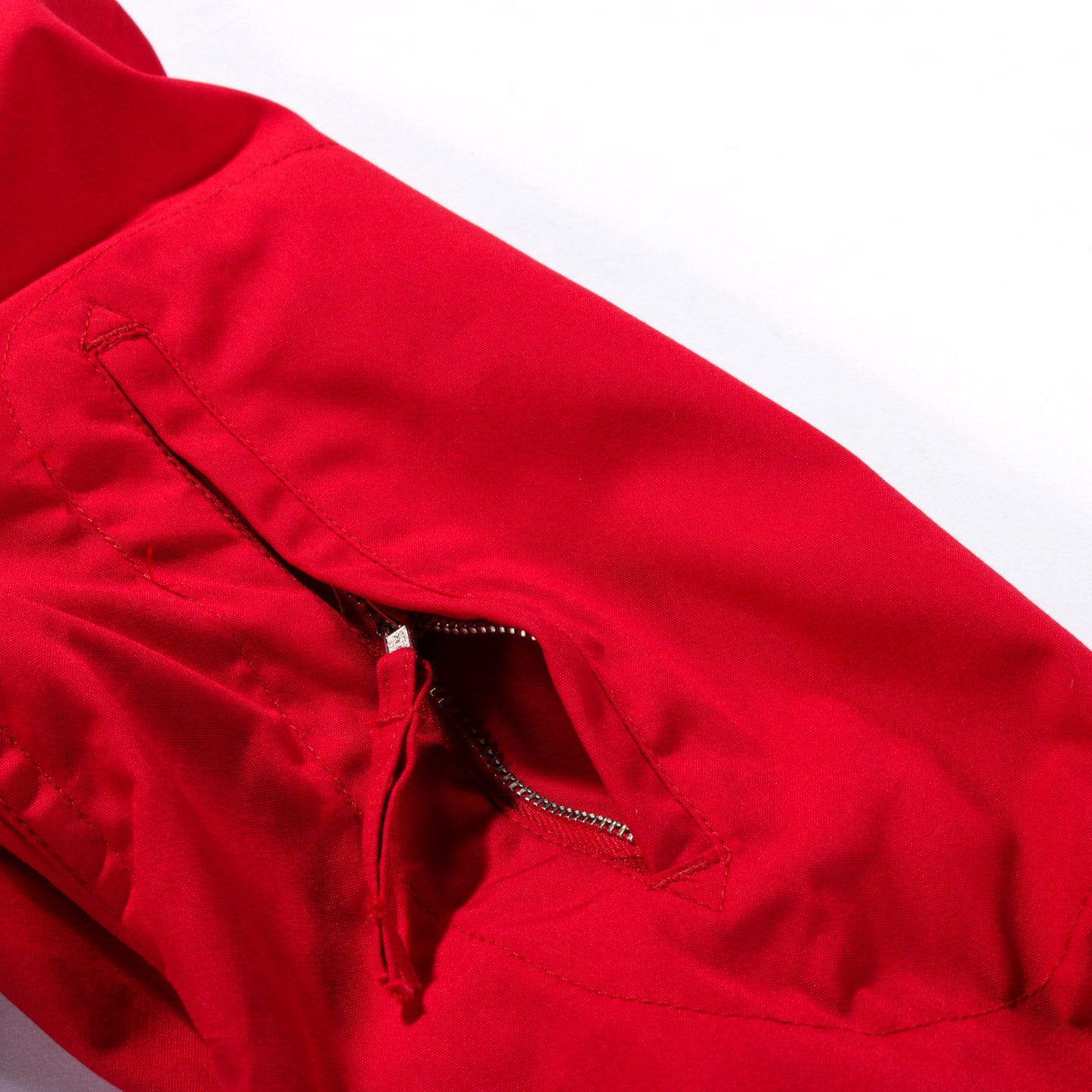 ENGINEERED GARMENTS AVIATOR JACKET RED PC POPLIN
