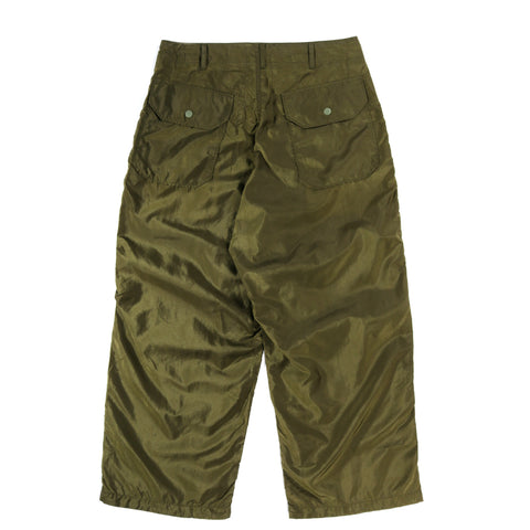 ENGINEERED GARMENTS ANDOVER PANT KHAKI PC IRIDESCENT TWILL