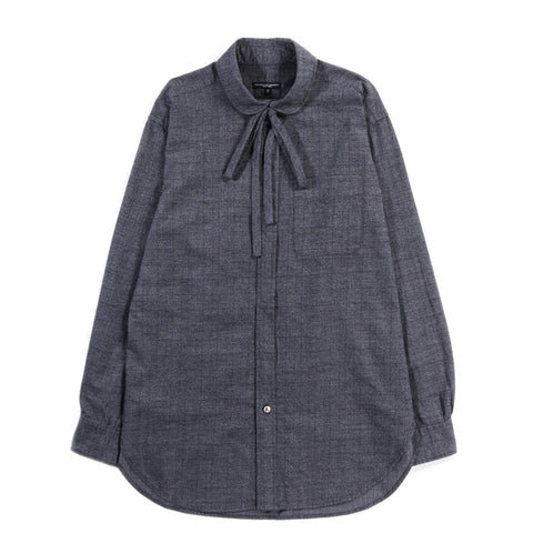 ENGINEERED GARMENTS BEDFORD JACKET DK. NAVY COTTON DOUBLE CLOTH