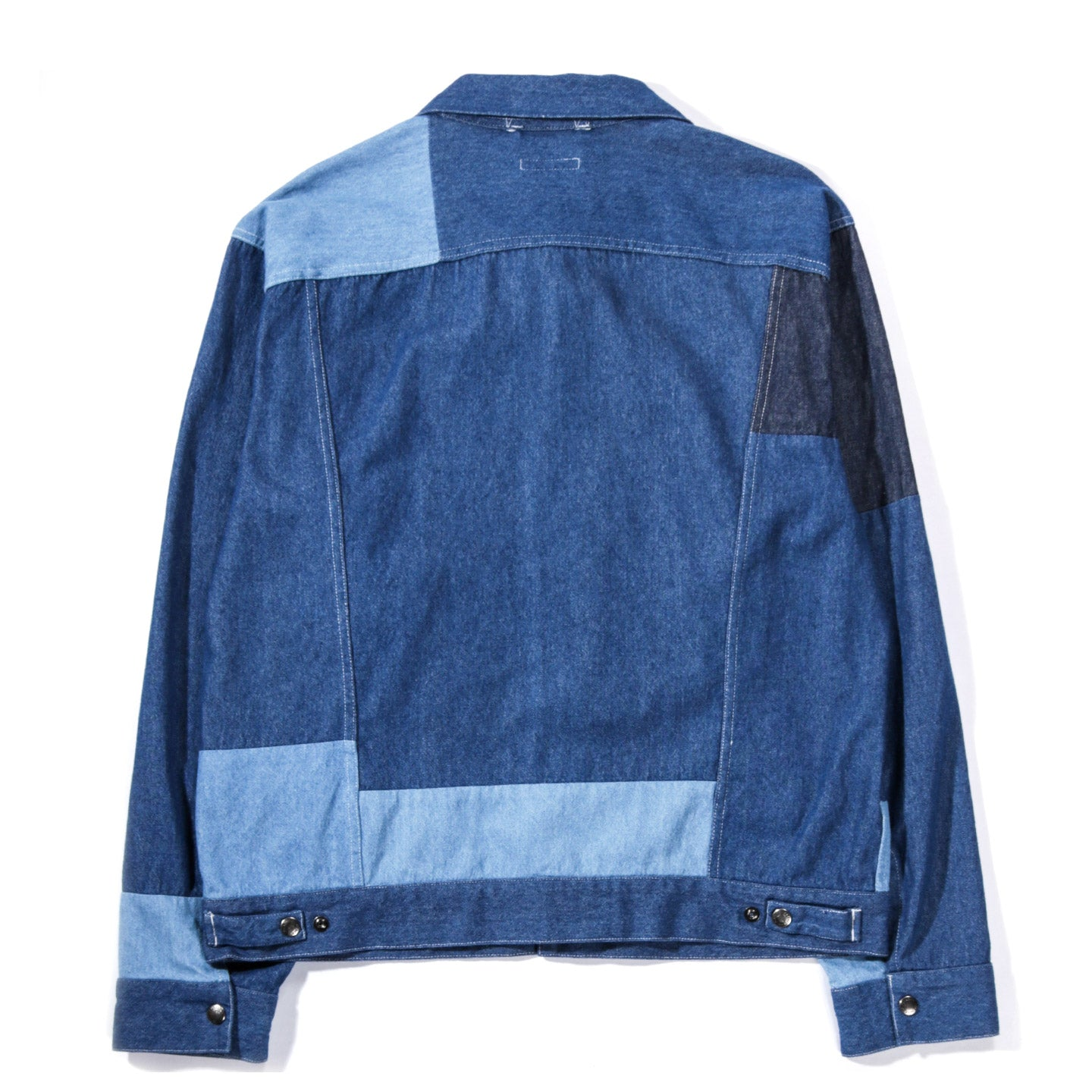 ENGINEERED GARMENTS TRUCKER JACKET MED 8 OZ DENIM