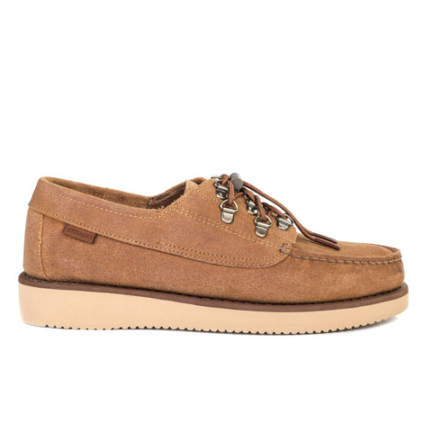 ENGINEERED GARMENTS SEBAGO OVERLAP SAND