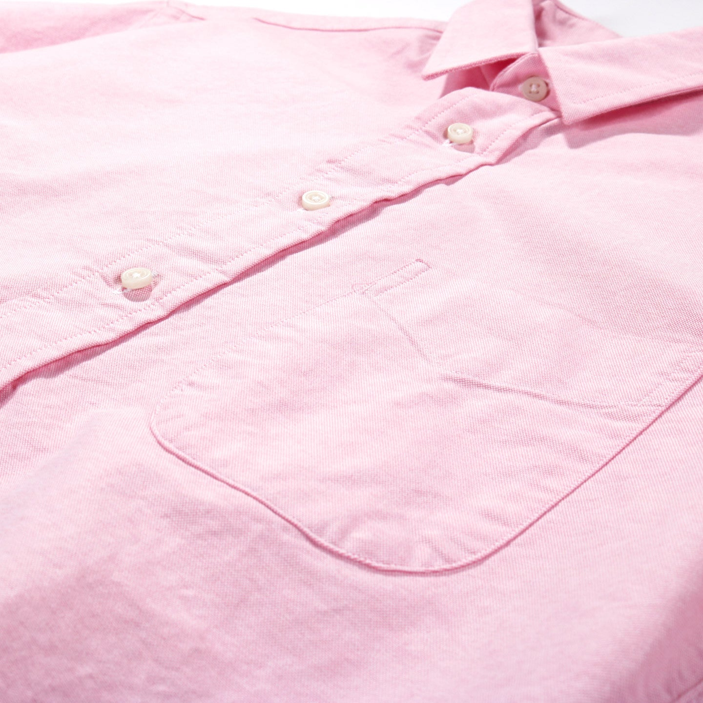 GITMAN VINTAGE OXFORD PINK