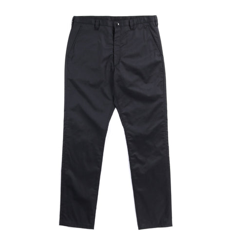 N.HOOLYWOOD 2201-CP04 TAPERED CHINO BLACK