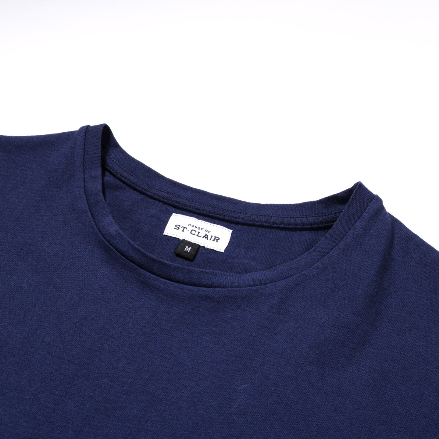 HOUSE OF ST. CLAIR SS TEE BLUE