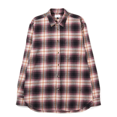 HOUSE OF ST. CLAIR 1905 SHIRT PLAID PURPLE