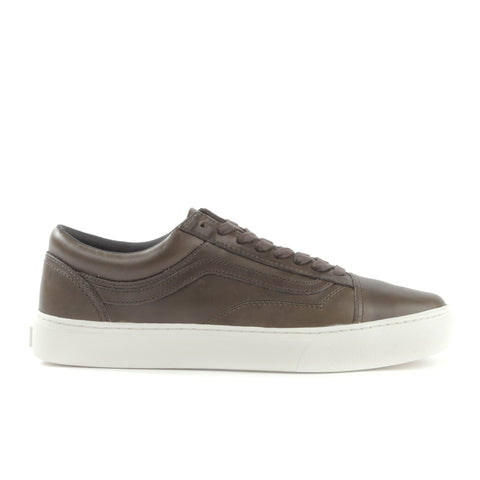 VAULT BY VANS OLD SKOOL CUP LX HORWEEN LEATHER DARK STEEL