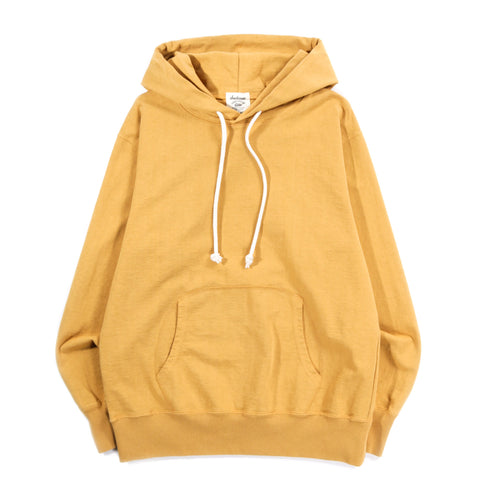 JACKMAN HIGH DENSITY PULLOVER PARKA YELLOW
