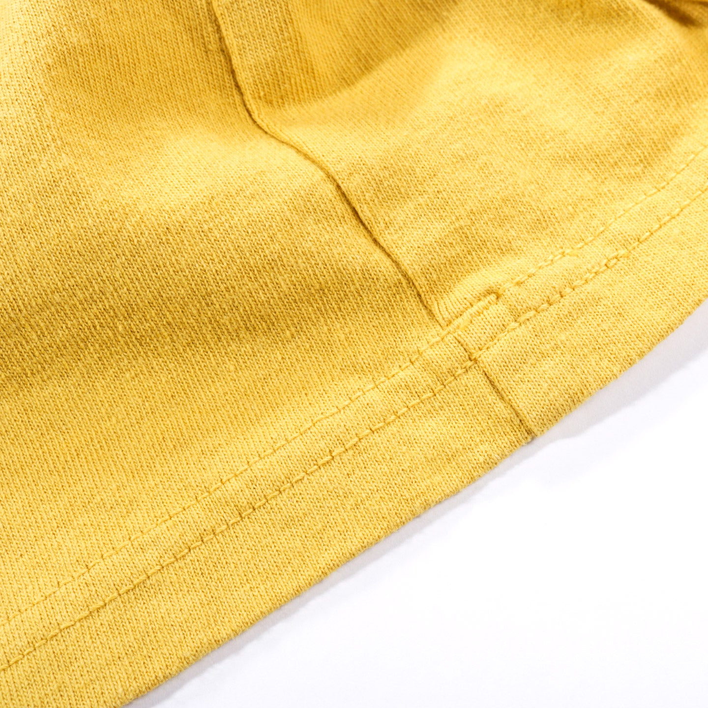 JACKMAN POCKET TEE SULFUR YELLOW