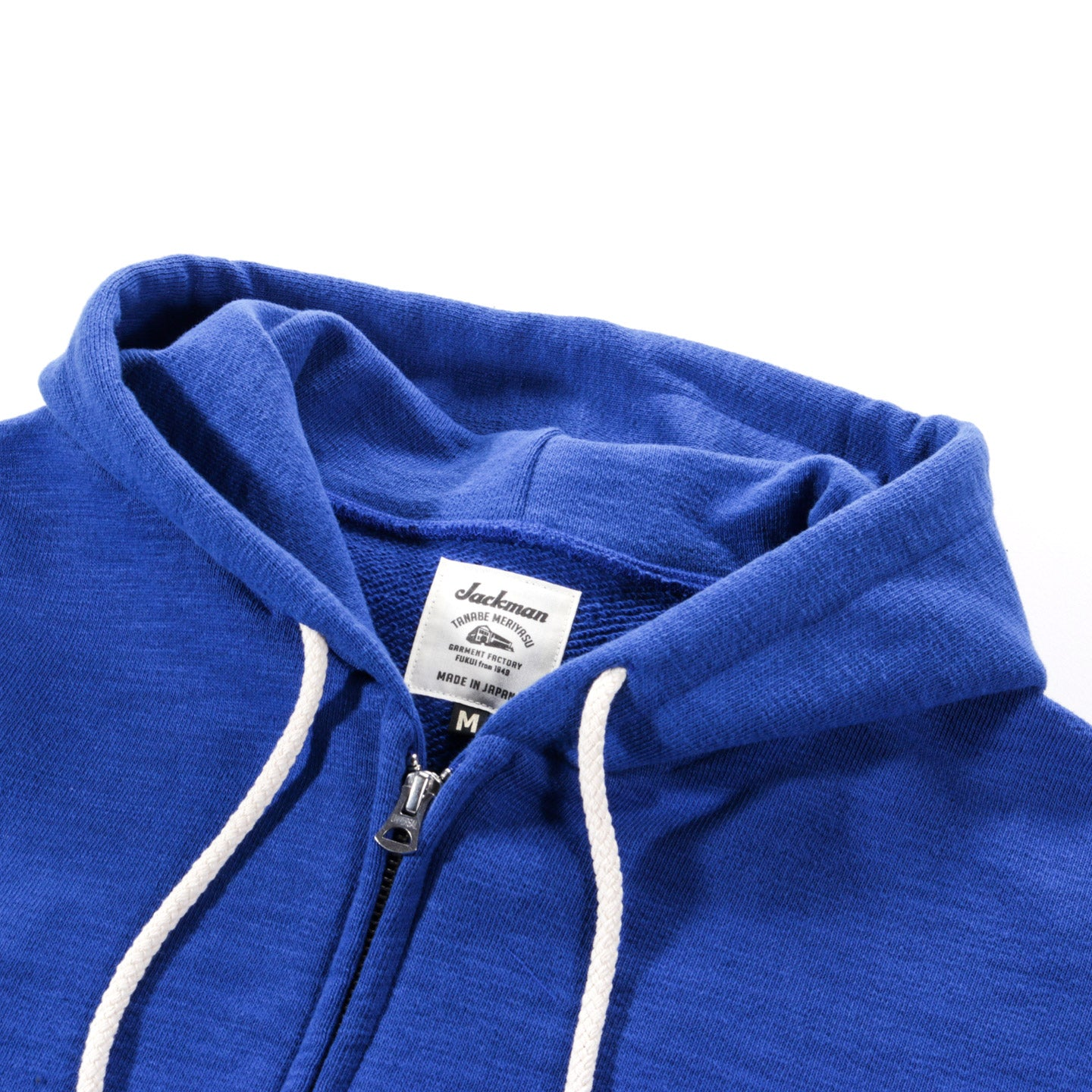 JACKMAN GG SWEAT PARKA ROYAL BLUE