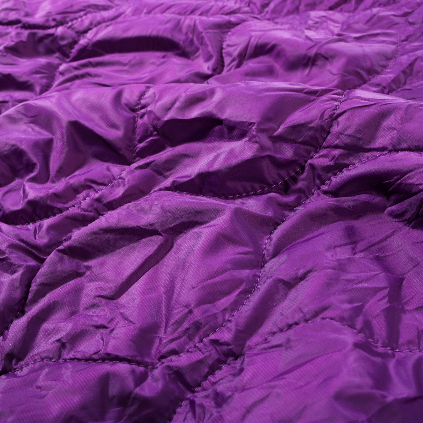 KAPITAL FLEECE DIP DYE BIVOUAC BIG SWT PURPLE