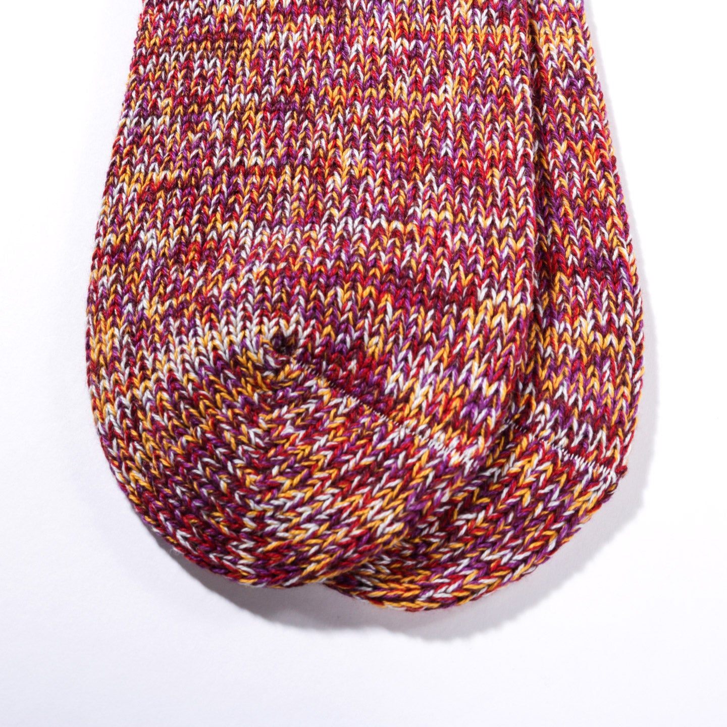 KAPITAL 56 YARNS GOGH GRANDRELLE SOCKS BURGUNDY